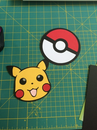 Pokemon Party Decor