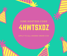 Enter Hostess Code Here