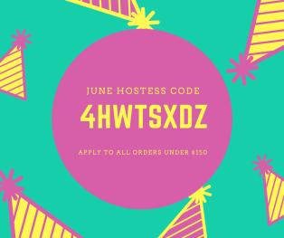 Enter Hostess Code Here