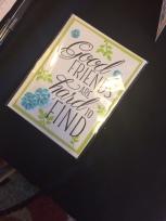 Sara's Card