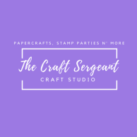 Copy of The Craft Sergeant Stamp Squad